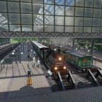 kkStB 4 im Hauptbahnhof