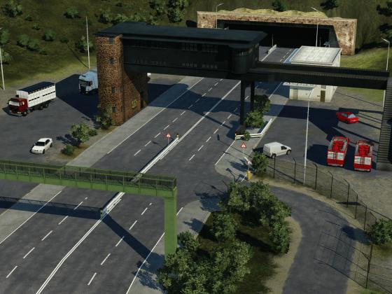 Godbachtunnel Süd [Fiktiv]
