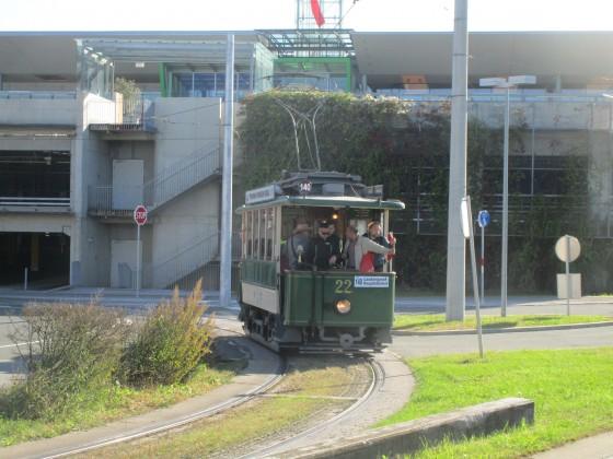 140 Jahre Straßenbahn in Graz V
