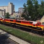 """""""Kansas City Southern"""" EMD GP40-2"""