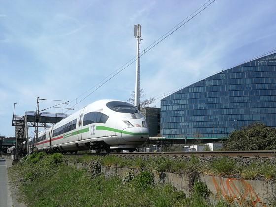 Train Spotting zw. Frankfurt & Offenbach
