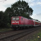 112 Richtung Hamburg