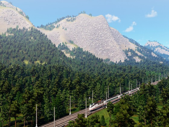 Mountain Park Yosi. #1