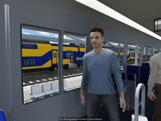 Metro Amsterdam