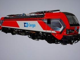 Raillogix für CD Cargo