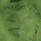 """Kunst aus Stream """"Gesicht"""""""