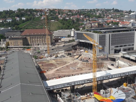 Stuttgart 21 trennt Welten ;)