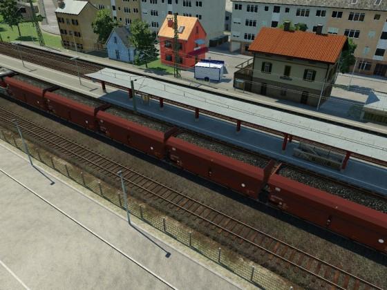 Bahnhof Bokau