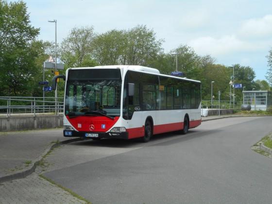 ex Hochbahn Citaro in Friedrichstadt