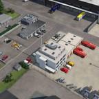 Flughafen Freifeld (Polizei und Feuerwehr)