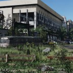 [TpF1] Abandoned bus near the factory in Pripyat
