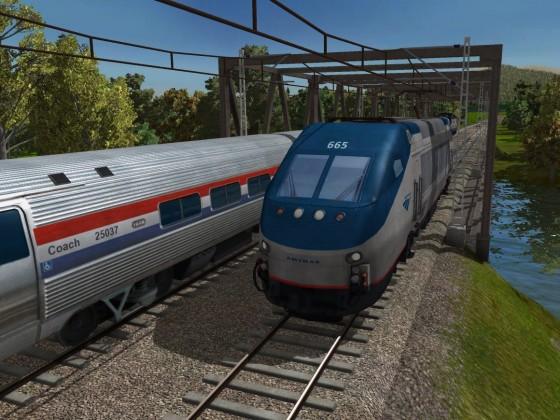 Amtrak HHP-8 Repaint by CC_Johnson