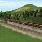 Gütertransport nach Andreaberg