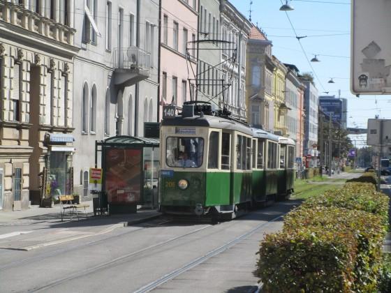 140 Jahre Straßenbahn in Graz III