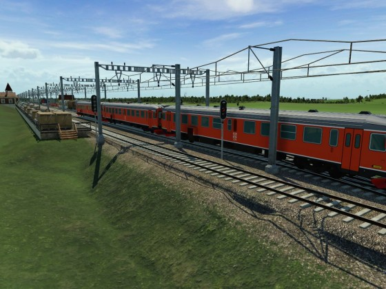 Y1 Regional Train