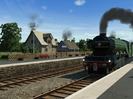 Flying Scotsman Steam Special