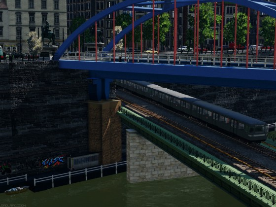 [TpF1] Some kind of Viennese metrobridge...at least i tried