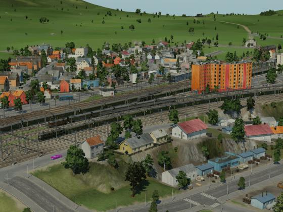 Bahnhof Arth-Goldau