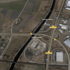 Luftbild GVZ-Wustermark - zum Vergleich