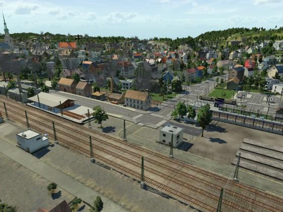 Bahnhof Biel (fiktiv)