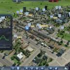 Der Niederganz der Eisenbahnerstadt Schkeuditz