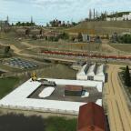 Das Kraftwerk geht in Betrieb