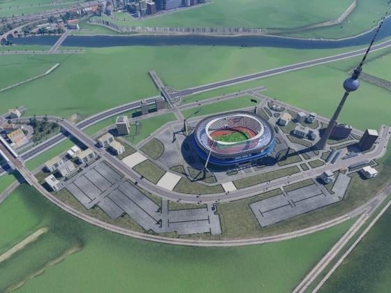 Inntal - Stadion Altmark (Wip)