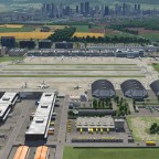 Flughafen Freifeld