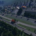 Kleiner, unrestaurierter Personenbahnhof, WIP