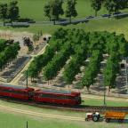 Nebenbahn-Idylle