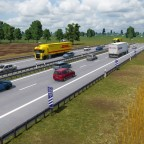 Autobahn Diorama 1
