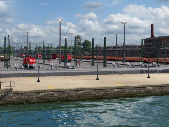 Frachthafen Neu 2