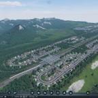 Die größte und erste Stadt am Fluss