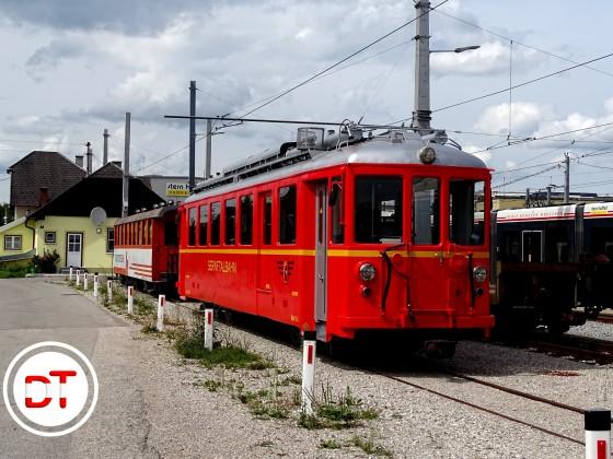 Sernftalbahn in Vorchdorf (AT)