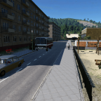 Little Russian industrial settlement