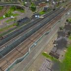 Der Hauptbahnhof von Hastings
