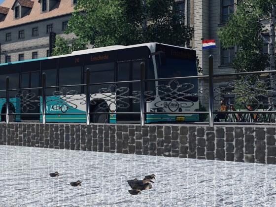 Arriva Mercedes Benz Citaro