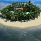 Life in Dreams Island. Klein aber fein ;-)