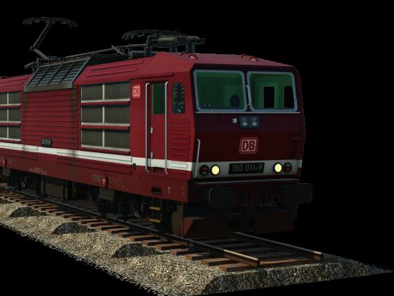 BR 180 - neue Version