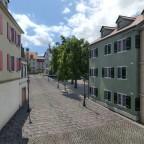 Bachgasse und Lindenplatz