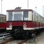 Baureihe 476 in 750 Jahrfeier-Farben