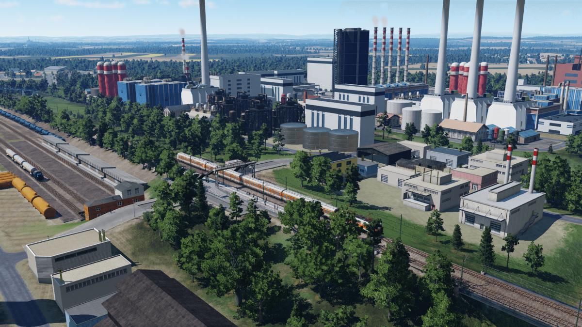 Chemiepark Dormagen