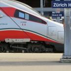 ETR 610 in Zürich HB