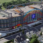 New parking building ~ The test is completed ~lol