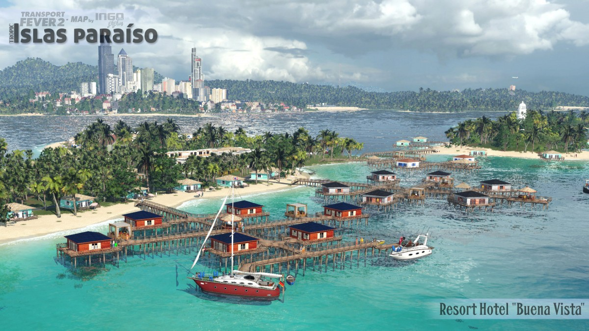 "Resort Hotel ""Buena Vista"""