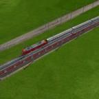 S-Bahn vs RE
