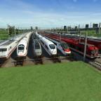 Versammlung der Kandidaten für den Hochgeschwindigkeitsverkehr Bad Sulza - Neustadt Hbf