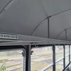 Innenraum Schienenbus