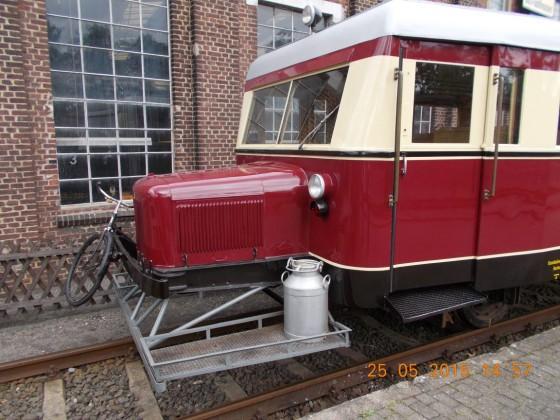 Wismarer Schienenbus B Th T2