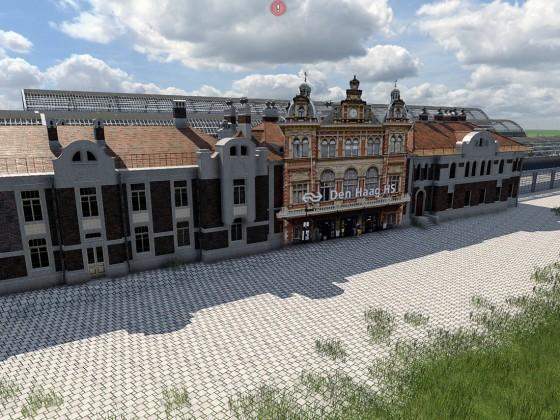 Den Haag HS Bahnhof